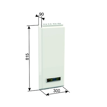A-04B Bactericidal module (air recirculator) with 2 bactericidal lamps
