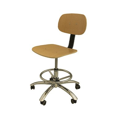 STZ-1 Dental technician's chair (height 600 mm)