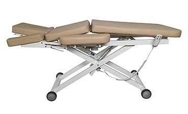 SM-7 Massage table seven-section with 2 electric motors and control panel.