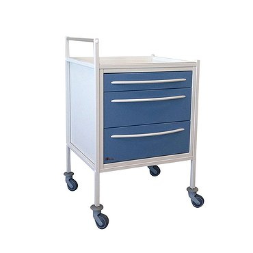 Т-14 trolley with 3 drawers