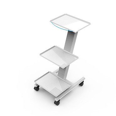 А-015 mobile stand for additional equipment