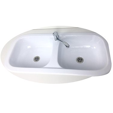 Double sink M-4