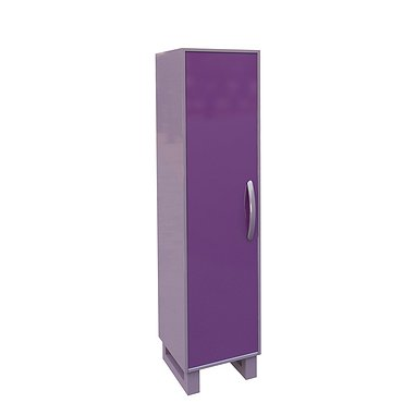 Locker SHK-2 with shelf and clothes rail