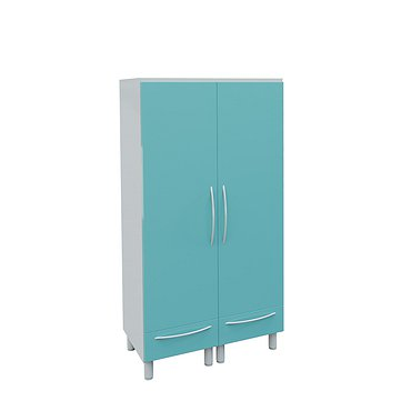 Locker SHK-3 with 2 drawers and 3 shelves
