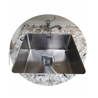 Stainless steel sink M-1